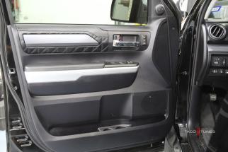 Toyota Tundra CrewMax Front Door JBL Equippped
