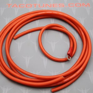 TXD3204 TXD6001 Dual Amp Installation Kit 4 G Power Wire
