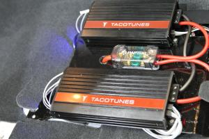 Toyota Corolla Plug and Play Amplifier System (1)
