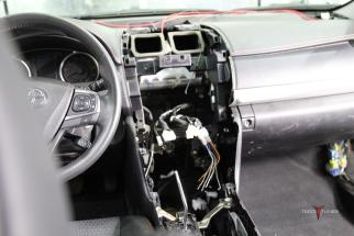 Toyota Camry Complete Audio Upgrade (3)