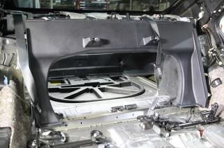 Toyota Camry Complete Audio Upgrade (5)