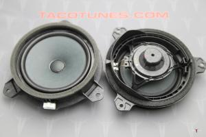 2005 - 2015 Toyota Tacoma Rear Door Speakers