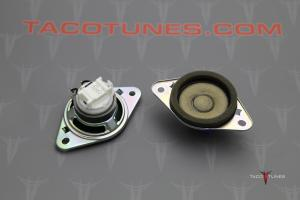 2016 Toyota Tacoma Tweeter Replacement
