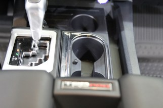 Toyota Tundra Bass Knob Control Retrofit in cup holder