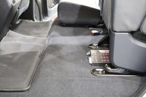 Toyota Tundra TRD Pro Sound Processor Installation