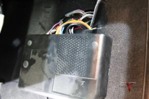 Tundra JBL Stock Amplifier After repairs clean up