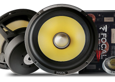 Focal ES 165KX2 Component Speakers Toyota Camry