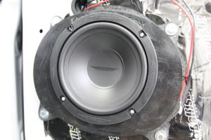 Toyota Tundra Stock Image Dynamics CTX65CS Speakers