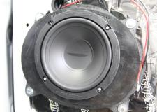 Toyota Tundra Stock Image Dynamics CTX65CS Speakers
