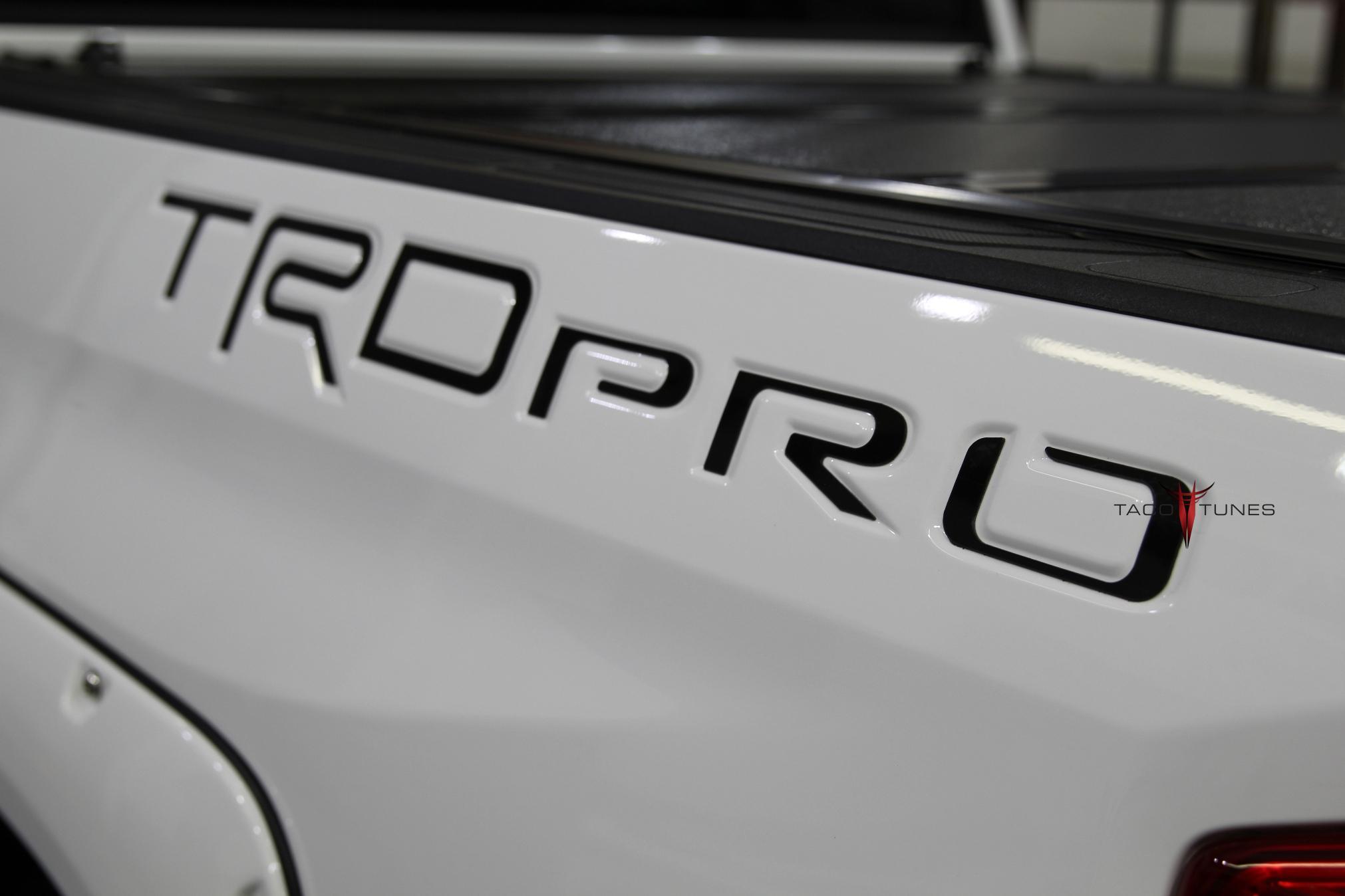 Brian's System 2016 Toyota Tundra CrewMax TRD Pro System 1B audio