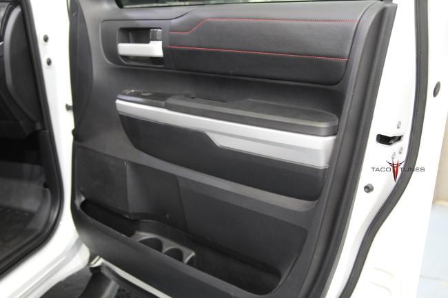 Toyota Tundra CrewMax TRD Pro Audio Upgrade (17)