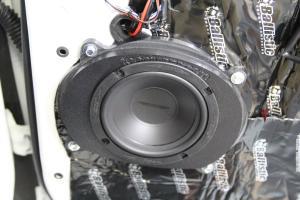Toyota Tundra Matting Sound Dampener Installation