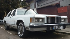 Mercury Grand Marquis-1984