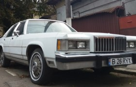 Mercury Grand Marquis-1984,old cars