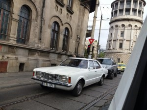 Ford Taunus functional