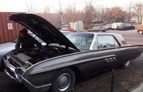 Ford Thunderbird 62