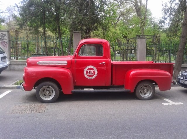 ford truck first generation
