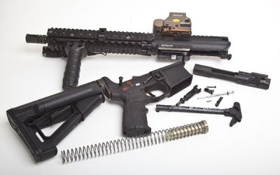 How To Clean an AR-15 Properly