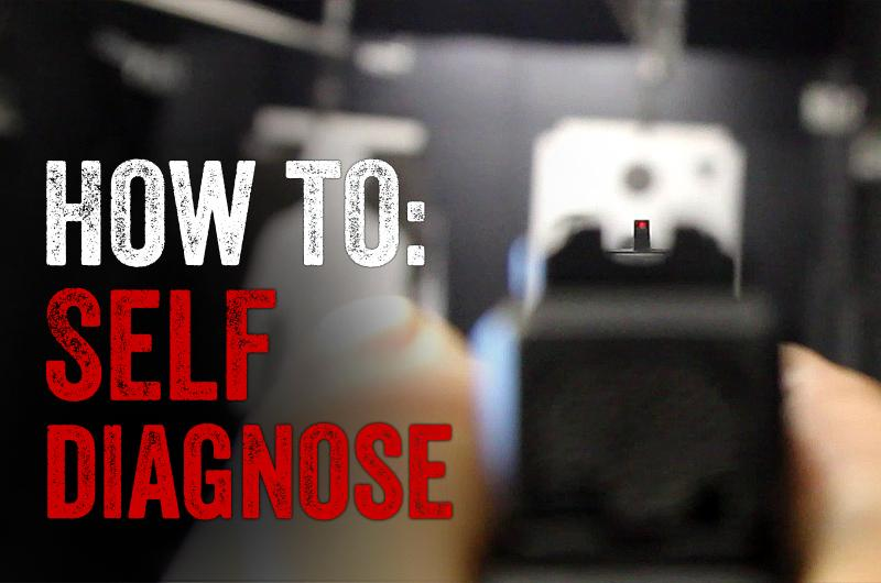 Self Diagnosis | FourGuysGuns