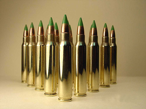 It's Not Over Yet on the 5.56 Green Tip Ammo Front | NSSF Blog