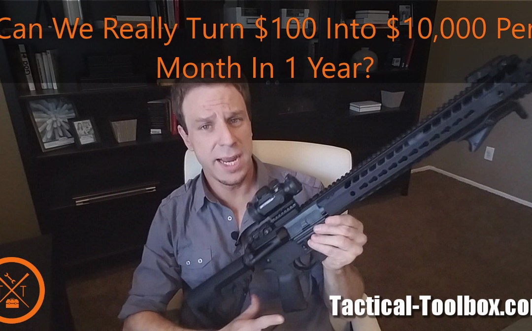 Tactical Toolbox Is Now on YouTube!