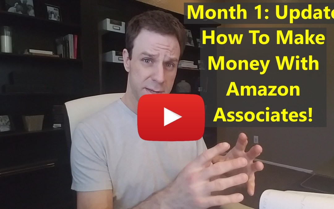 How To Make Money From Home, Amazon Associates