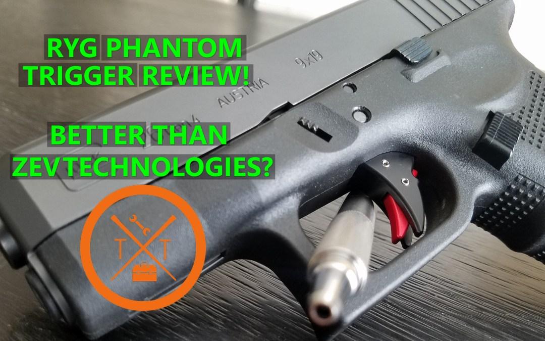 Rock Your Glock Phantom Trigger Review!