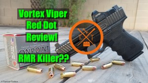Vortex Viper Red Dot Review