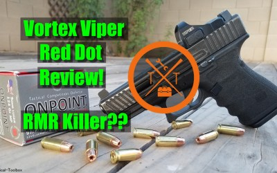 Vortex Viper Red Dot Review: Vortex Optics