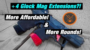 Taran Tactical Mag Extensions