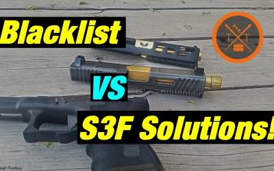 Blacklist Industries Review Vs. S3F Solutions Barrel!