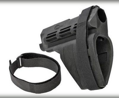 AR Pistol Stabilizer Braces