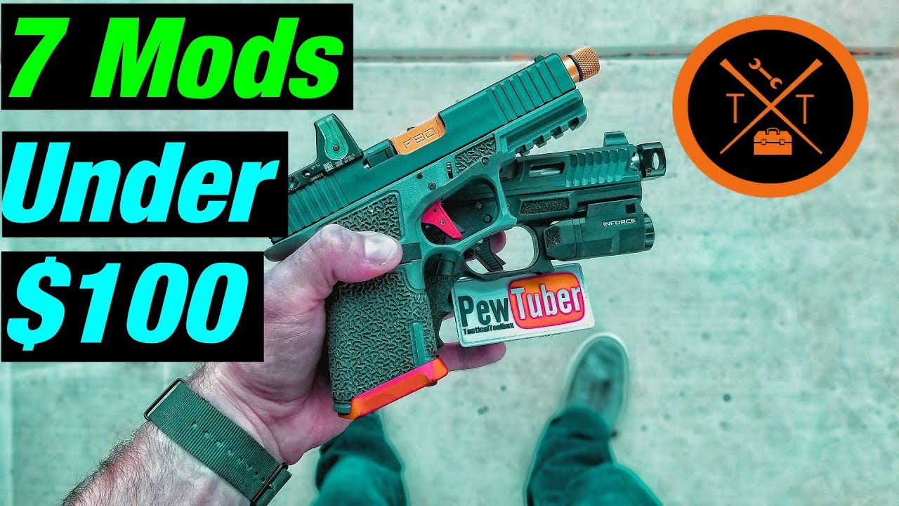 Top 7 Glock Mods Under $100