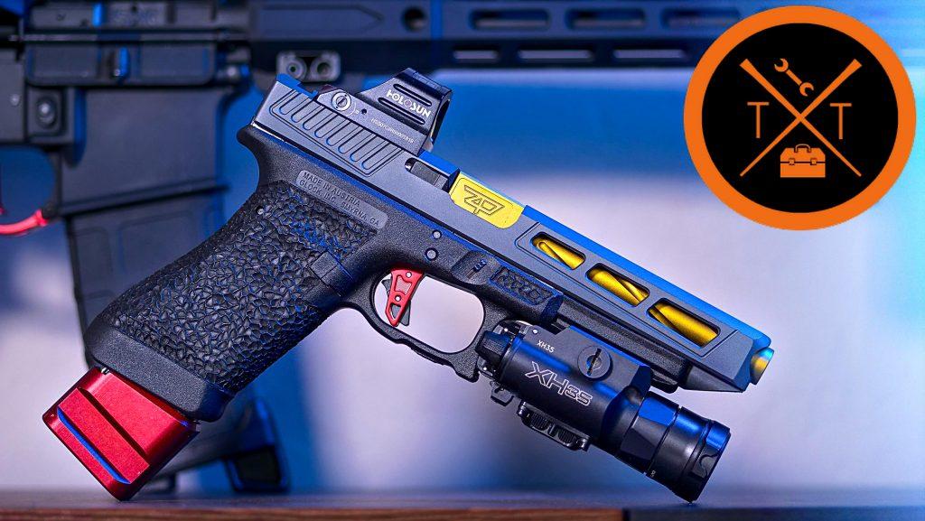 EPIC Custom Glock 34 Build Part 1 10 COUPON
