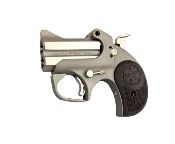 """Bond Arms Roughneck Stainless .38 SPL / .357 Mag 2.5"""" 2 RDs"""