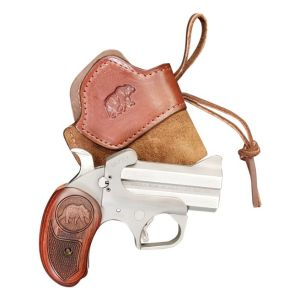 """Bond Arms Grizzly Stainless .410 GA / .45 Colt 3"""" 2-Round 2.5"""" Chamber"""