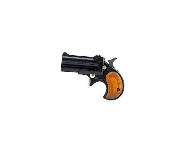 Cobra Firearms Derringer .22 Mag Black Wood Grips