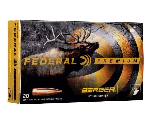 Federal Premium Brass .300 Norma Mag 215 Grain 20-Rounds BHH