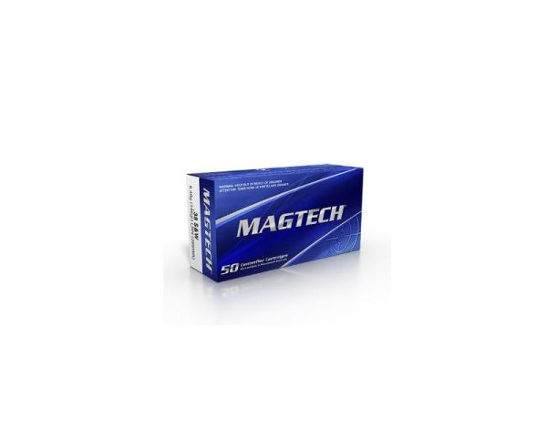 MagTech Sport Shooting Brass .38 SW 146 Lead Round Nose 50Rds