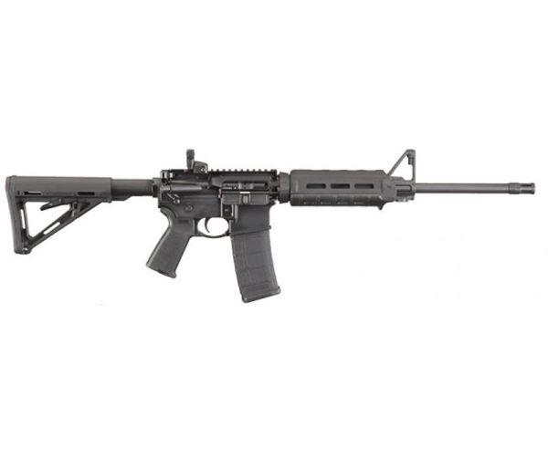 Ruger AR-556 Magpul MOE Black AR-15 .223 / 5.56 NATO 16.1-inch 30Rd