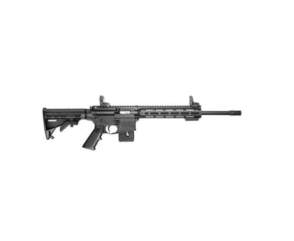 Smith and Wesson M&P 15-22 .22lr 16.5-inch Barrel 10rd CA-compliant Black