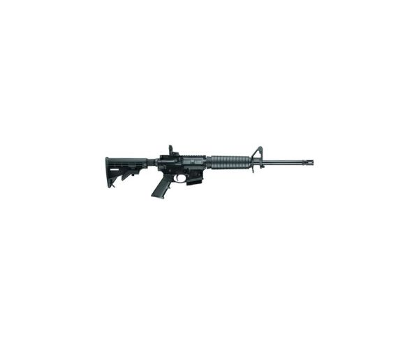 Smith and Wesson M&P15 Sport II Black .223 / 5.56 NATO 16-inch 10Rd CO Complaint