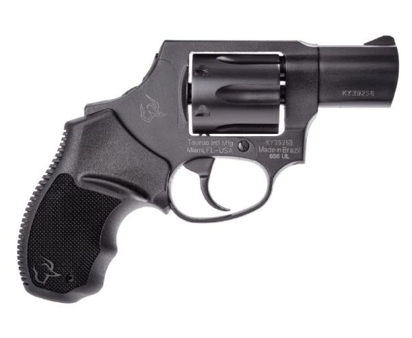 Taurus 856 Ultra Lite 38 Special Hammerless 38SP BLK 2-inch