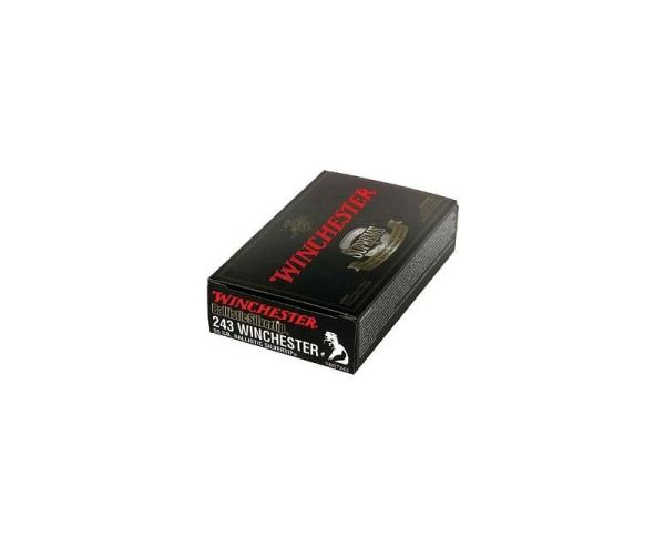 Winchester Supreme 243WIN 55GR SBS 20rds