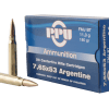 PPU Metric Rifle Brass 7.65 X 53 180-Grain 20-Rounds SP