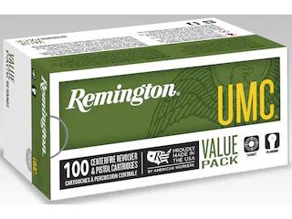 Remington UMC Ammunition 40 S&W Full Metal Jacket