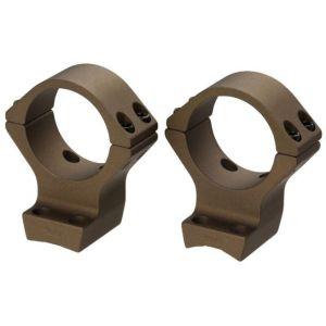 Browning X-Bolt Integrated Scope Mounts 34mm High Bronze Cerakote