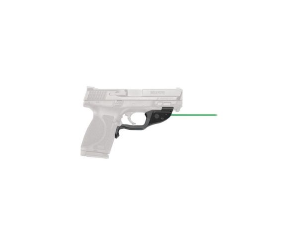 Crimson Trace Green LaserGuard For S&W M&P 2.0 Full Size/Compact Models