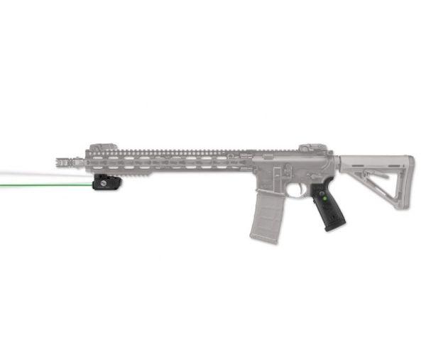 Crimson Trace AR-15 LiNQ Wireless Green Laser Black