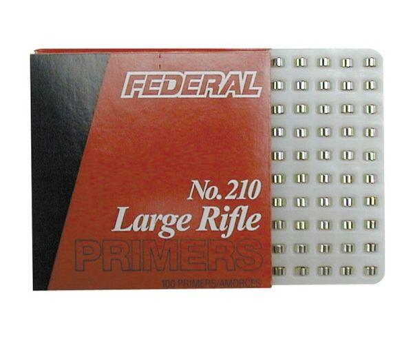 Federal Rifle Primer Large